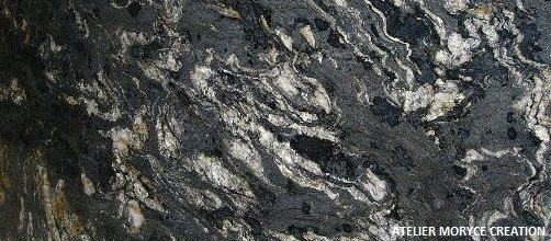 Granit Black Cosmic